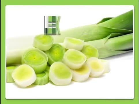 آموزش نام سبزیجات به زبان انگلیسی