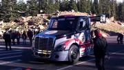 کامیون Freightliner ویژه مسابقات تپه نوردی Pikes Peak
