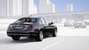 تکنولوژی های جدید مرسدس بنز - 2014 Mercedes-Benz S-Class