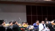 مراسم بزرگداشت استاد آواز ایران(استاد ایرج)حسین خواجه امیری