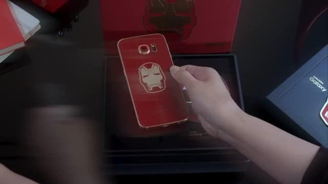 مدل جدید سامسونگ Galaxy S6 به نام مرد آهنی