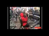 تمرین جلو بازو ، پشت بازو و ساعد کای گرین 4 هفته به مسترالمپیا 2011