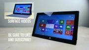 microsoft surface tablet برسی تبلیت میکروسافت