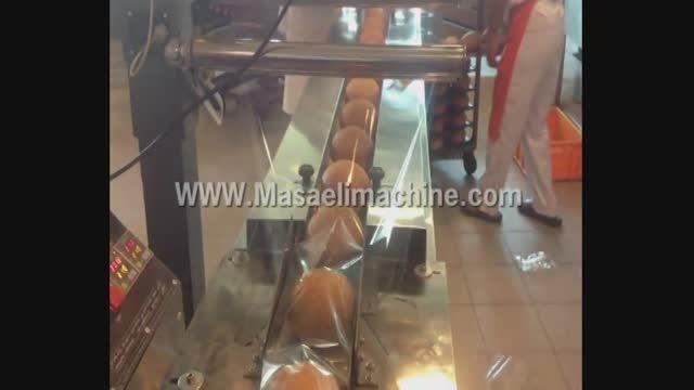دستگاه بسته بندی کلوچه-کیک صنایع مسائلی
