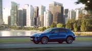 The new Porsche Macan-First Exclusive Driving Footage