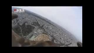 پرواز دیدنی عقاب