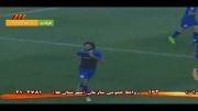 خلاصه و گل های بازی استقلال 4 - 4 استقلال خوزستان