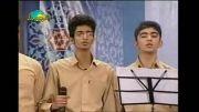 اجرای سرود زیبای غدیر توسط گروه آسمان