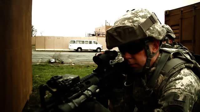 پروژه استفاده از سلاح های مدرن و جدید در ارتش آمریکا HD