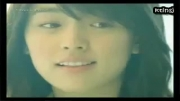 جو جی هون و هان هیو جو در تبلیغ چای