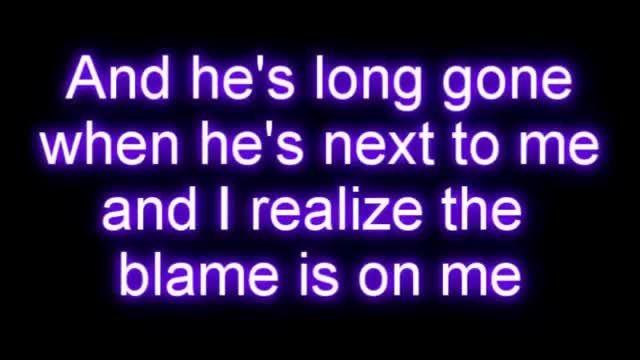 I Knew You Were Trouble - Taylor Swift - Lyrics