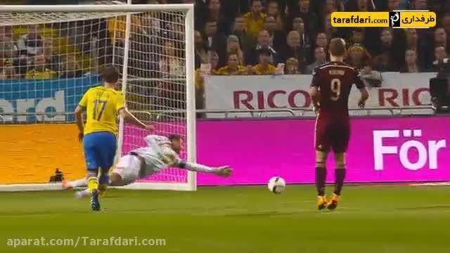 5 گل برتر تیم ملی روسیه در مرحله مقدماتی یورو 2016