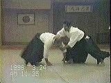 آیکیدو - دفاع شخصی -  رزمی - تکنیک ایریمی ناگه