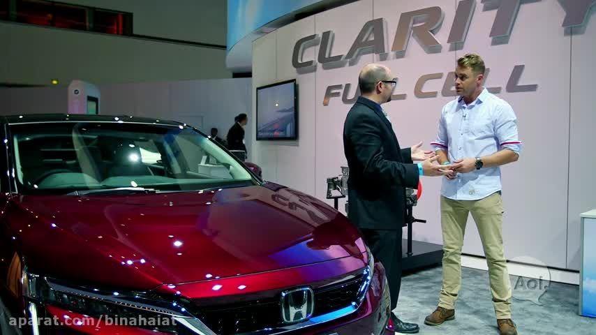 نمایشگاه اتوموبیل لس آنجلس و خودروهای سبز