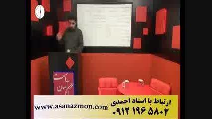 دین و زندگی آسان است استاد احمدی - کنکور 5