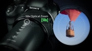 Sony Cyber-shot Digital Compact Camera HX300 (HD)