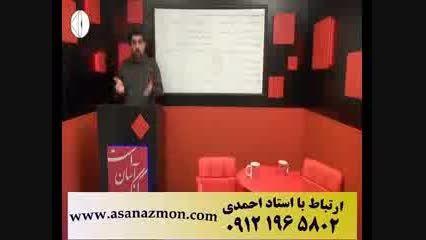دین و زندگی آسان است استاد احمدی - کنکور 2