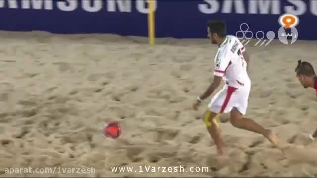 ایران 5-3 پرتغال