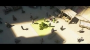 کارتون سه اخر زندگی اتزیو(قسمت دوم)به همرا دوبله فارسی