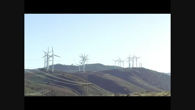 توربین بادی  چگونه کار می کند؟