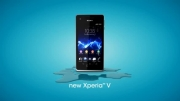 Xperia V - The Water Resistant Smartphone from Sony