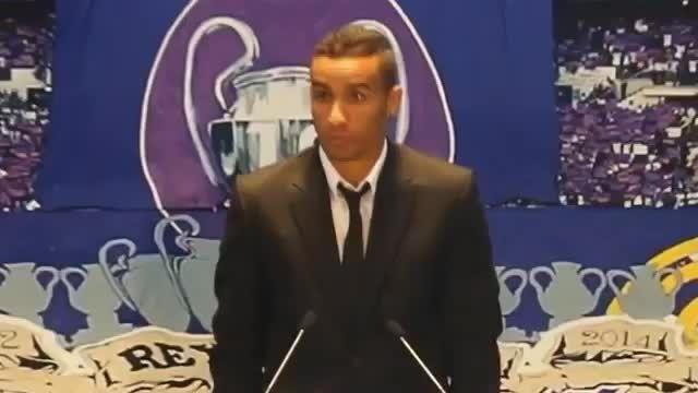 صحبت های دنیلو ، بازیکن جدید رئال مادرید