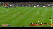 خلاصه بازی میلان-اینتر(1-0)