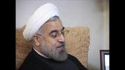 حضور سرزده رییس جمهور در منزل شهیدان میر محکم