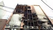 تصویری از پاساژ سوخته ی آبادان(کادوس4)