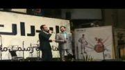 کلیپ طنز تقلید صدای جیپ سیکینگ از حسن ریوندی