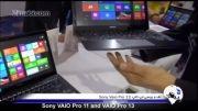 نقد و بررسی لپ تاپ سونی وایو پرو  Sony Vaio Pro 13