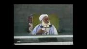 محمد حسین گرگیج بر حکام مسلمانان لعنت