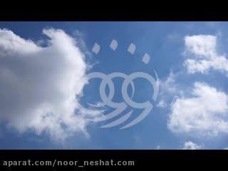 دانلود رایگان فوتیج آسمان blue sky footage