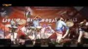 کنسرت گروه هیرون(نوذر سعادت پور)