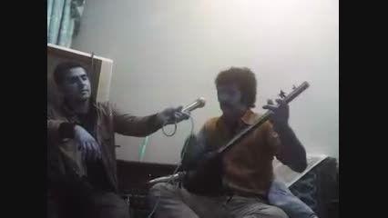 دوتار کتولی استاد سید محمد حسینی