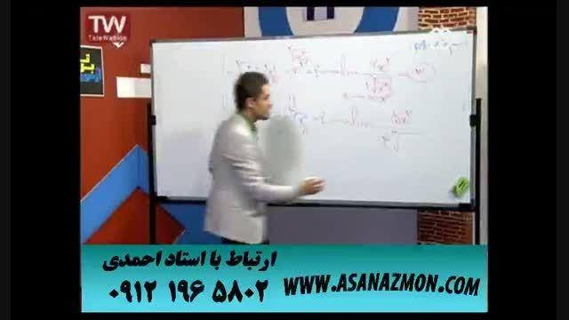 آموزش درس ریاضی با روشی بسیار ساده و علمی برای کنکور ۲۲