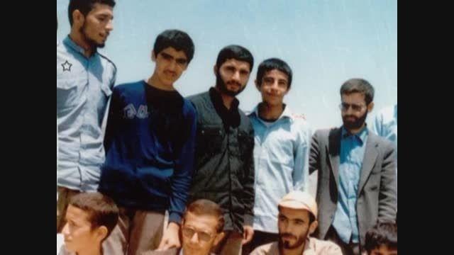 کلیپ روحانی شهید حسن تمکین وش