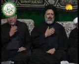 حاج محمود کریمی - محرم90 - شب شام غریبان - بیت رهبری