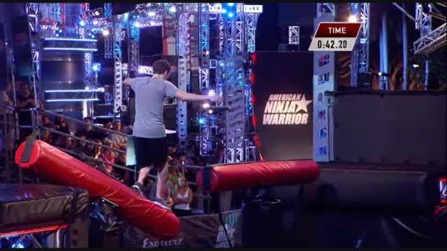 دانلود American Ninja Warrior با دوبله فارسی - قسمت 13