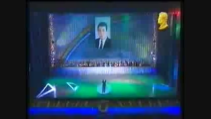آهنگ شاد ترکمنی Gyzlar از Hajy Ýadmämedow - ترکمنستان