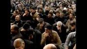 ویژه برنامه عزاداری دهه آخر صفر در حرم مطهر رضوی (12دی 1392)