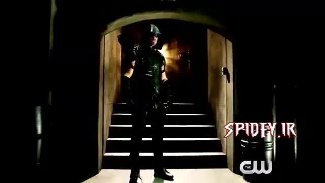 پروموی فصل 4 سریال Arrow