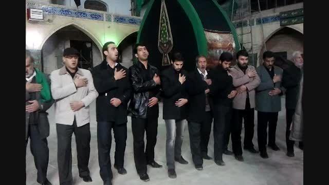 مراسم سنتی عزاداری در فهرج یزد