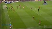 منچستر یونایتد3-0هال سیتی-خلاصه بازی(لیگ برتر انگلیس)