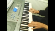 نواختن آهنگ Jet airliner مدرن تاکینگ با ارگ