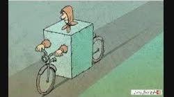 حکم دوچرخه سواری بانوان چیست ؟