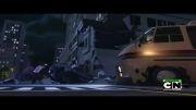 انیمیشن سینمایی BEN 10 و فرار از گذشته|دوبله گلوری|HD|پارت1