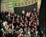 الرادود الحسینی م.خلیل الهلالی (بنی خاندان) -حسینیة انصار الحسین الاهواز-لیلة عاشوراء لعام 2004