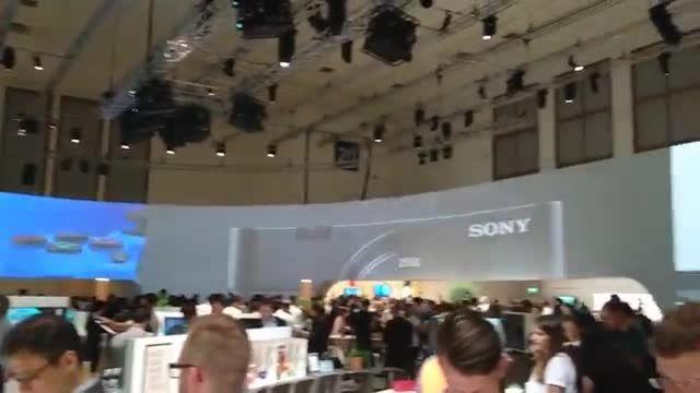 کیفیت 4K دوربین گوشی سونی Z5