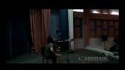 محمد علیزاده و مرتضی پاشایی در کنسرت خیریه در قزوین
